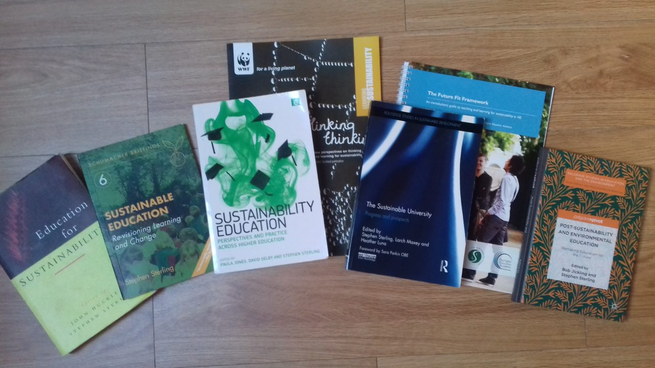 Sustainable Education Materials